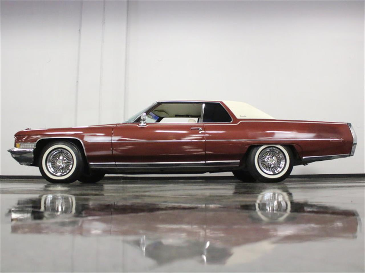 Large Picture of Classic '72 Coupe DeVille - L1A0