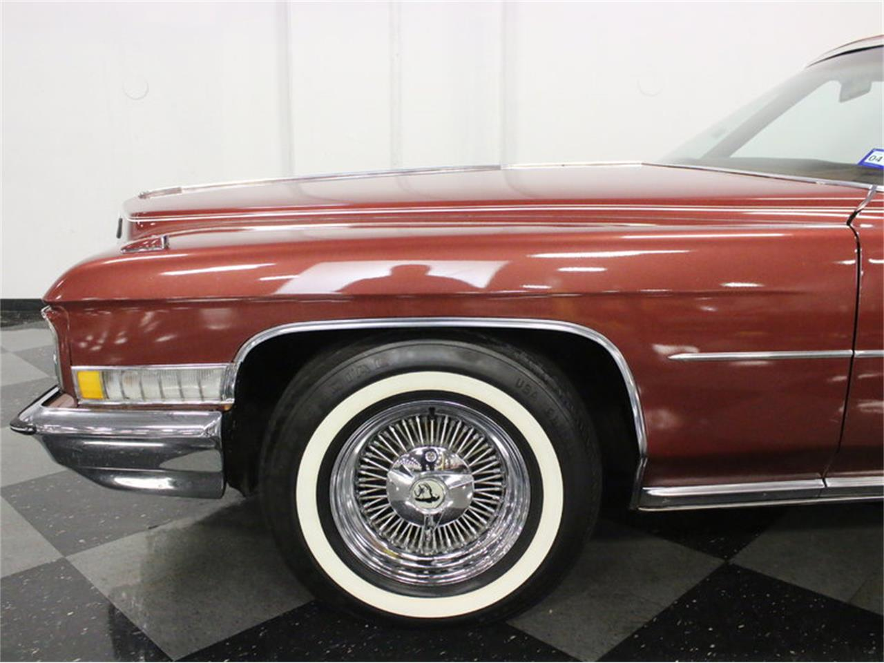 Large Picture of Classic '72 Coupe DeVille located in Ft Worth Texas - $9,995.00 - L1A0