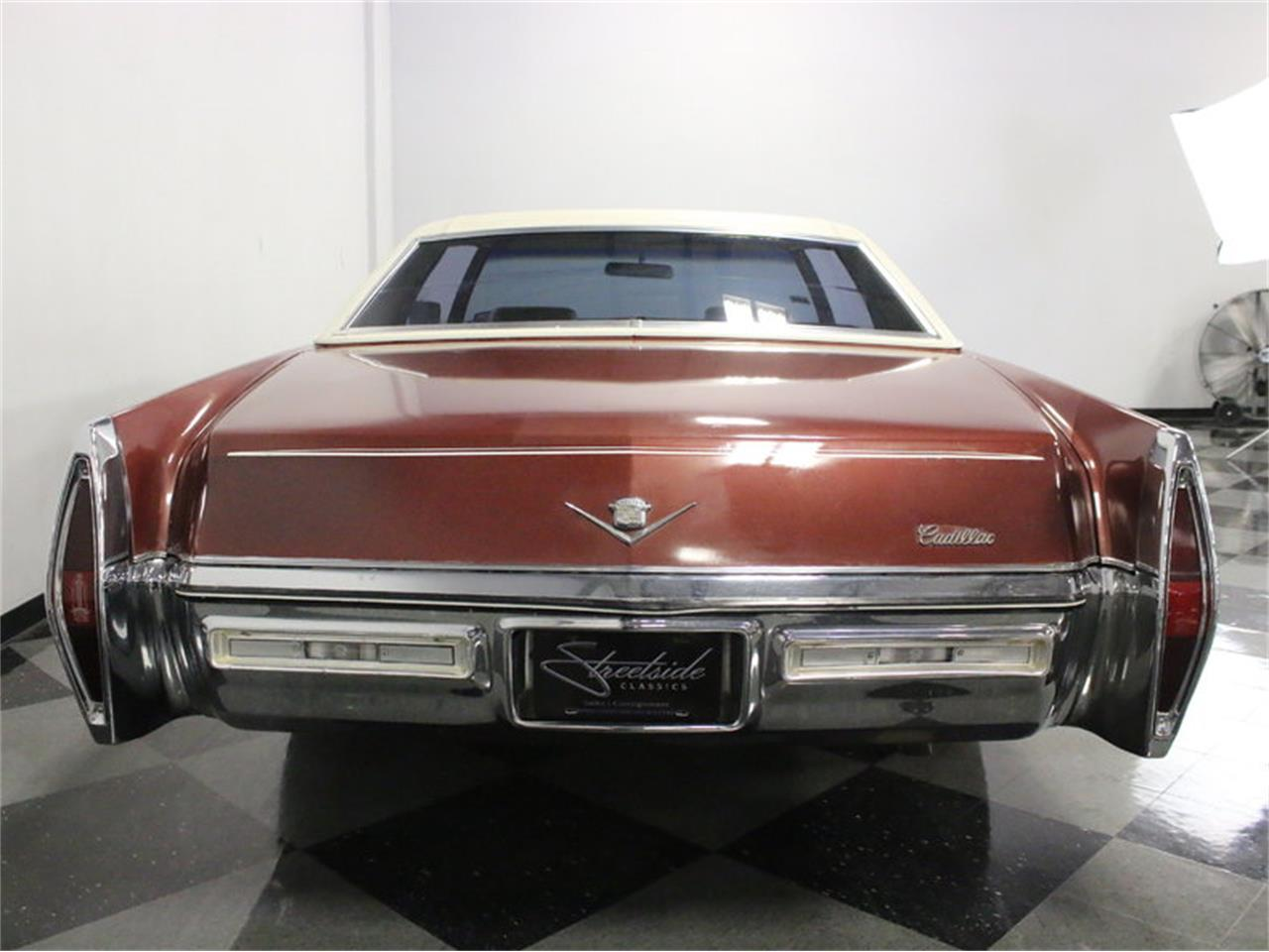 Large Picture of '72 Cadillac Coupe DeVille located in Ft Worth Texas - $9,995.00 - L1A0