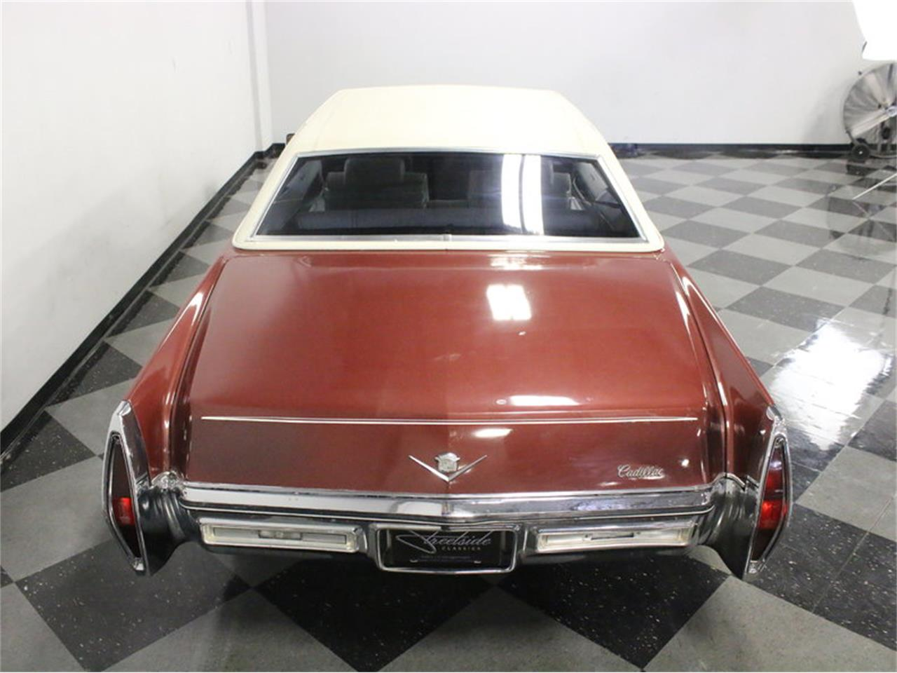 Large Picture of '72 Coupe DeVille Offered by Streetside Classics - Dallas / Fort Worth - L1A0