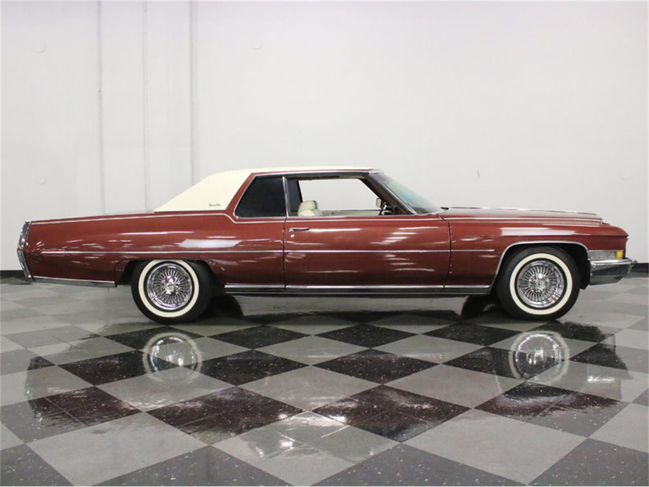 Large Picture of '72 Coupe DeVille located in Texas - L1A0