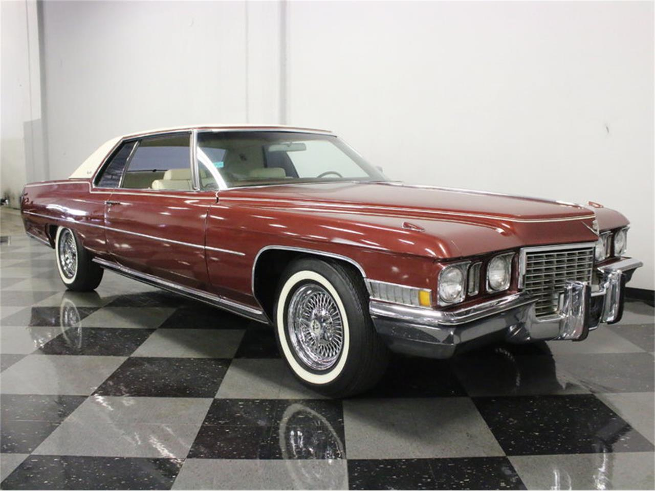 Large Picture of '72 Cadillac Coupe DeVille - $9,995.00 - L1A0