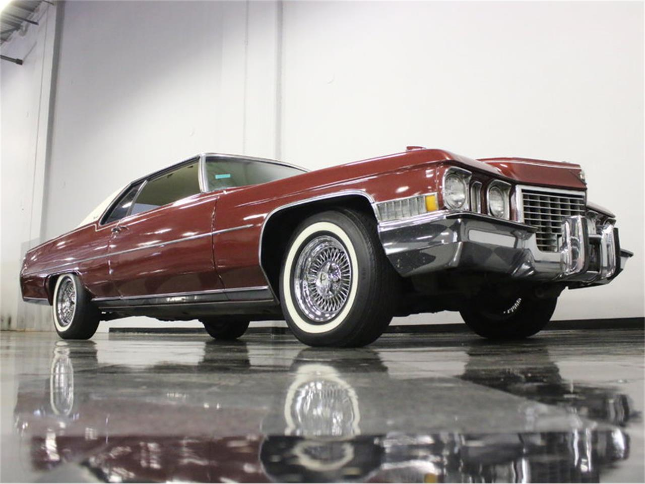Large Picture of Classic '72 Cadillac Coupe DeVille located in Texas - $9,995.00 Offered by Streetside Classics - Dallas / Fort Worth - L1A0