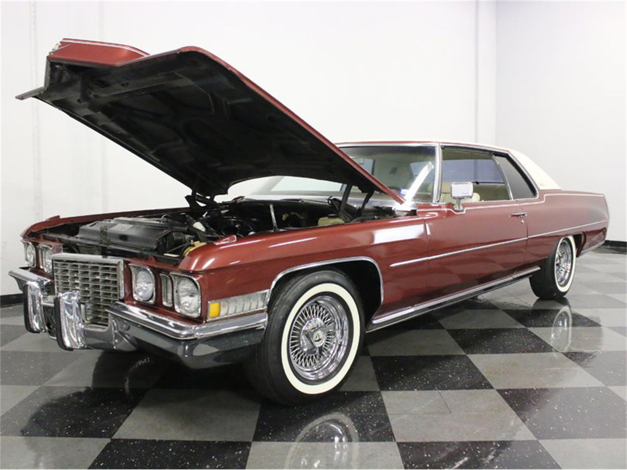 Large Picture of Classic '72 Cadillac Coupe DeVille located in Ft Worth Texas - $9,995.00 - L1A0