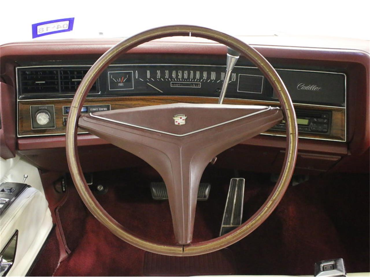 Large Picture of 1972 Cadillac Coupe DeVille located in Ft Worth Texas - $9,995.00 - L1A0