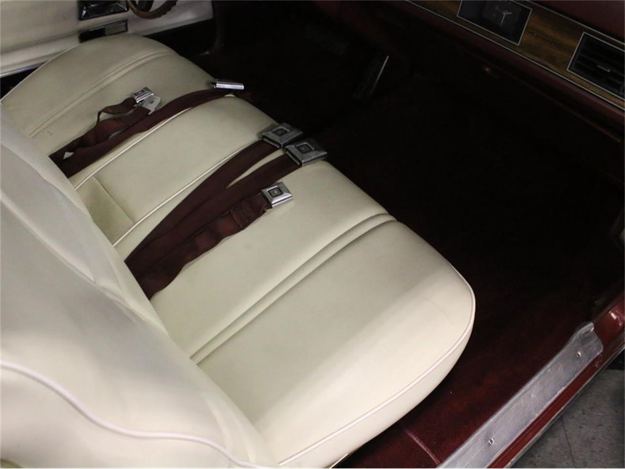 Large Picture of Classic '72 Cadillac Coupe DeVille Offered by Streetside Classics - Dallas / Fort Worth - L1A0