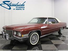 Picture of Classic 1972 Coupe DeVille located in Texas - $9,995.00 Offered by Streetside Classics - Dallas / Fort Worth - L1A0
