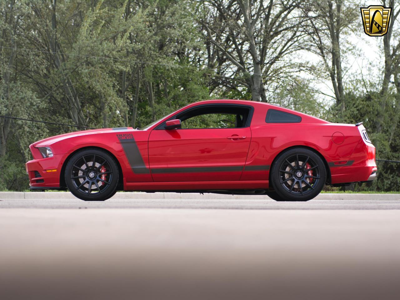 Large Picture of 2013 Mustang located in Kenosha Wisconsin Offered by Gateway Classic Cars - Milwaukee - L1AH