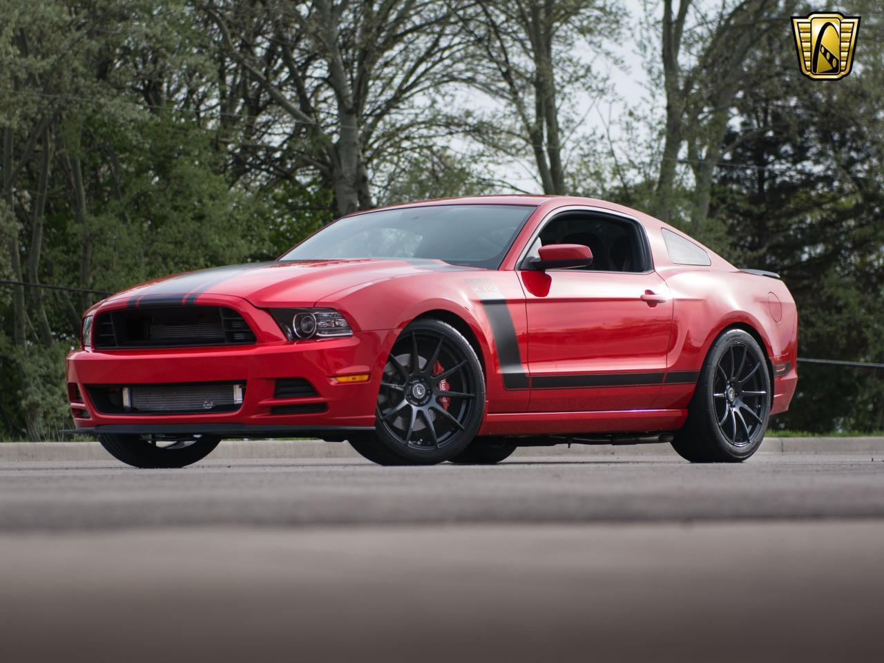 Large Picture of 2013 Ford Mustang located in Kenosha Wisconsin Offered by Gateway Classic Cars - Milwaukee - L1AH