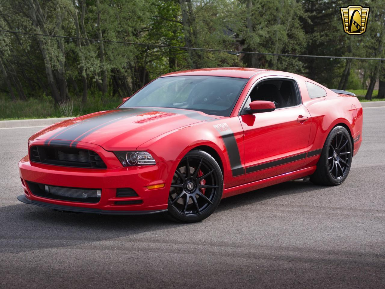 Large Picture of '13 Mustang - $49,995.00 Offered by Gateway Classic Cars - Milwaukee - L1AH