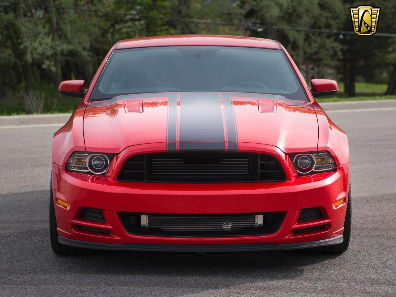 Large Picture of 2013 Ford Mustang located in Kenosha Wisconsin - $49,995.00 - L1AH
