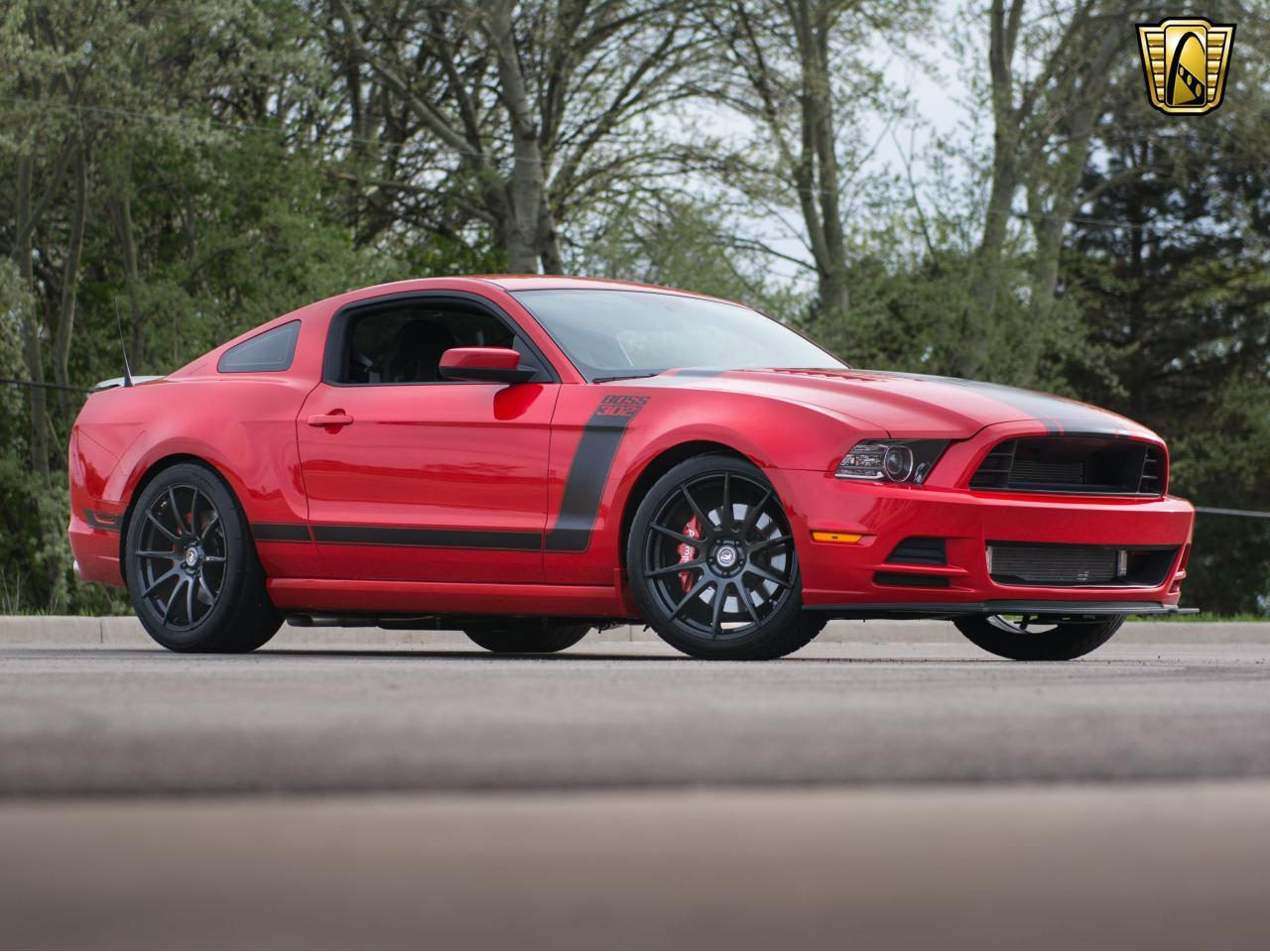 Large Picture of 2013 Ford Mustang - $49,995.00 Offered by Gateway Classic Cars - Milwaukee - L1AH