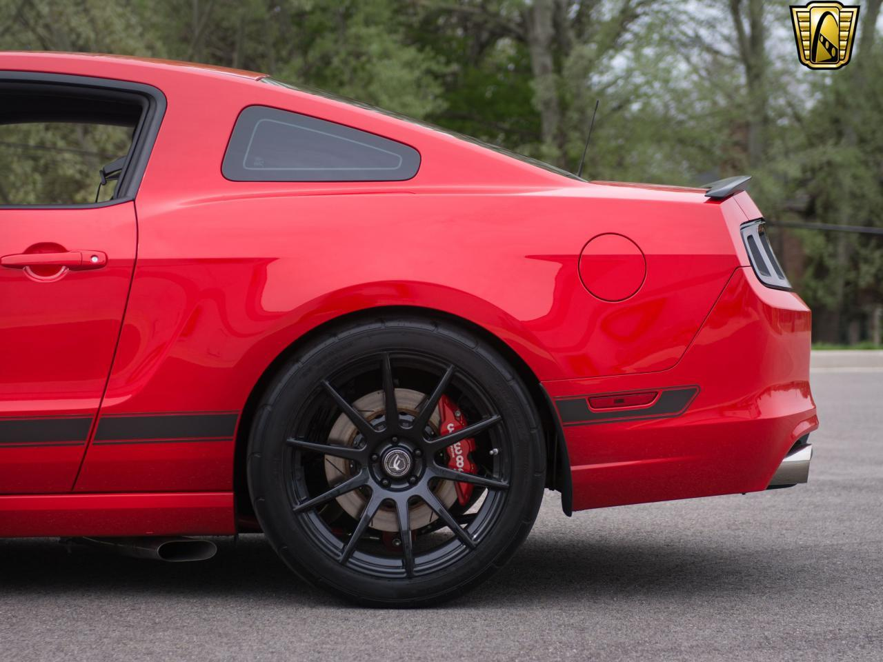 Large Picture of '13 Ford Mustang - L1AH