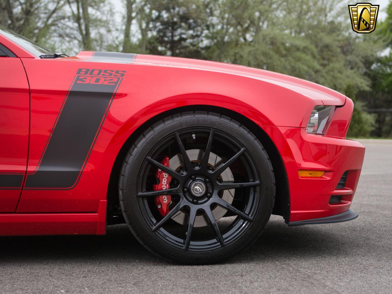 Large Picture of '13 Ford Mustang located in Wisconsin - L1AH