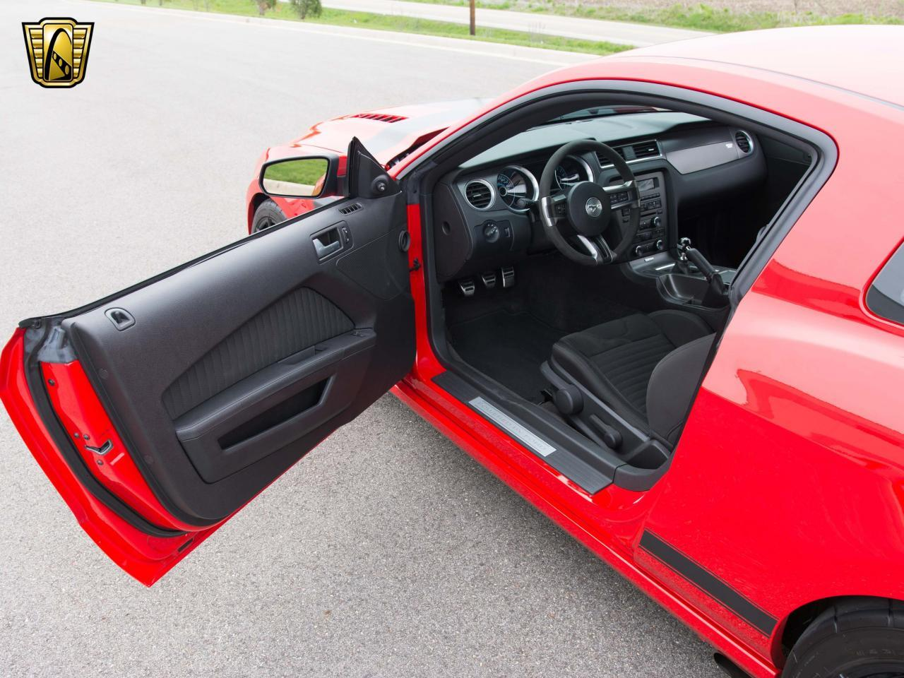 Large Picture of '13 Mustang - L1AH