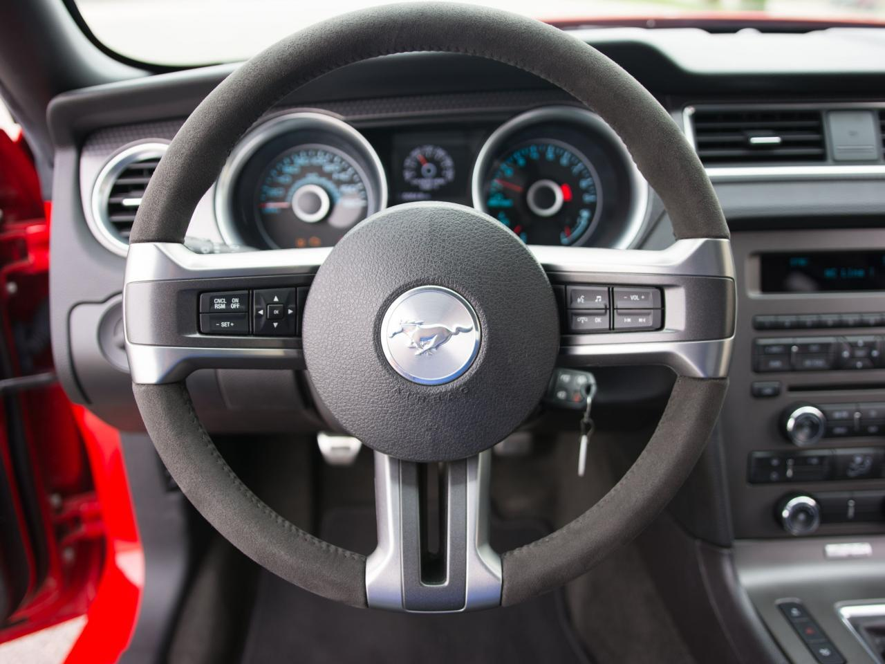 Large Picture of '13 Ford Mustang - $49,995.00 Offered by Gateway Classic Cars - Milwaukee - L1AH
