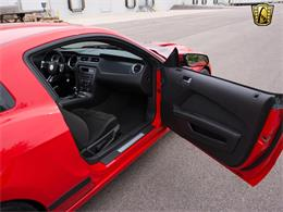 Picture of '13 Ford Mustang located in Kenosha Wisconsin - $49,995.00 Offered by Gateway Classic Cars - Milwaukee - L1AH