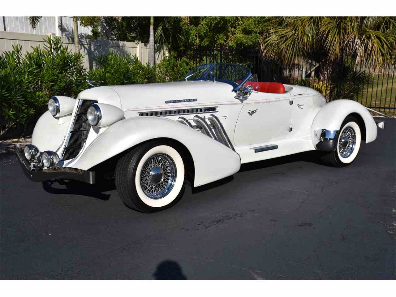 1936 Auburn Boattail For Sale