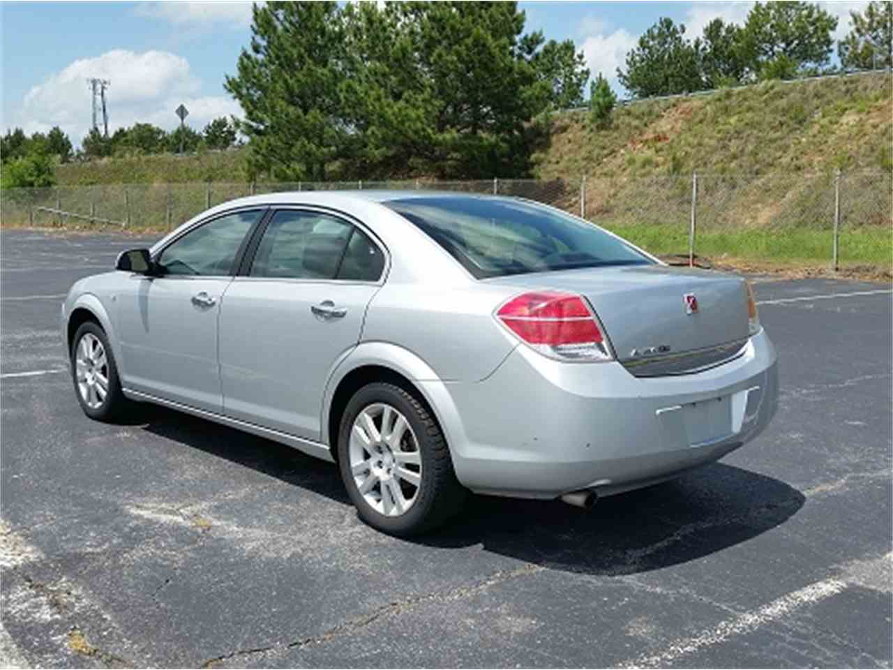 Large Picture of '09 Aura - L1CB