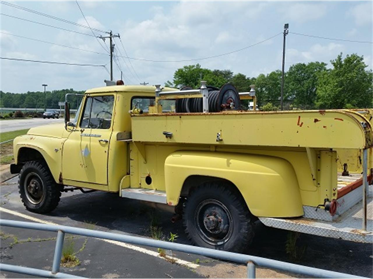 Large Picture of '65 International 1300 - L1CC
