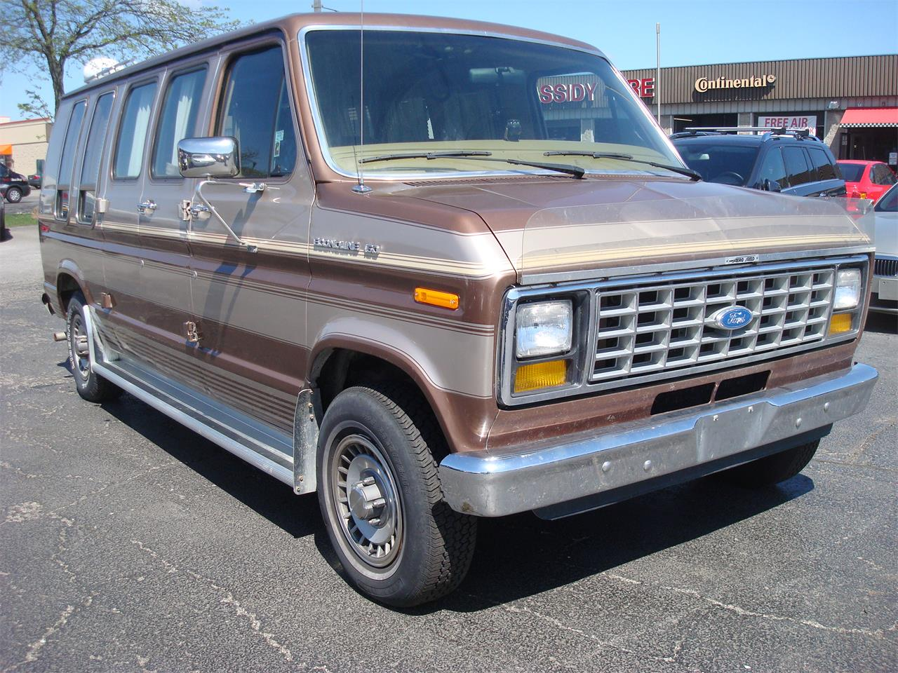 1984 Ford E 150 Conversion Van For Sale