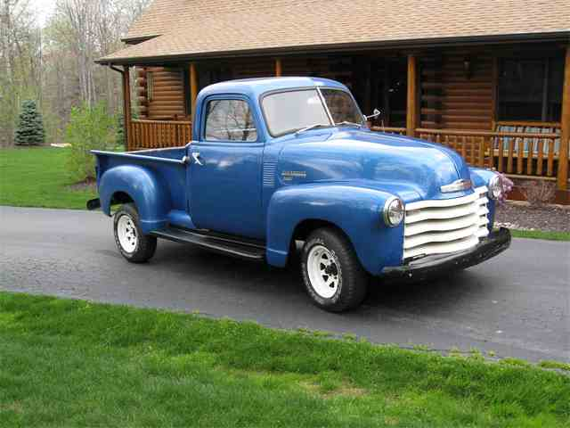 Picture of Classic '50 Chevrolet 3100 located in Greenfield PENNSYLVANIA - $16,500.00 Offered by a Private Seller - L1DP