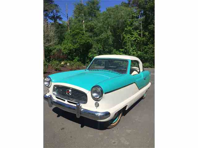 Picture of Classic '58 Nash Metropolitan located in Augusta Georgia - $10,000.00 Offered by a Private Seller - L1GO