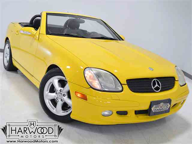 Picture of '01 SLK-Class - L1GX