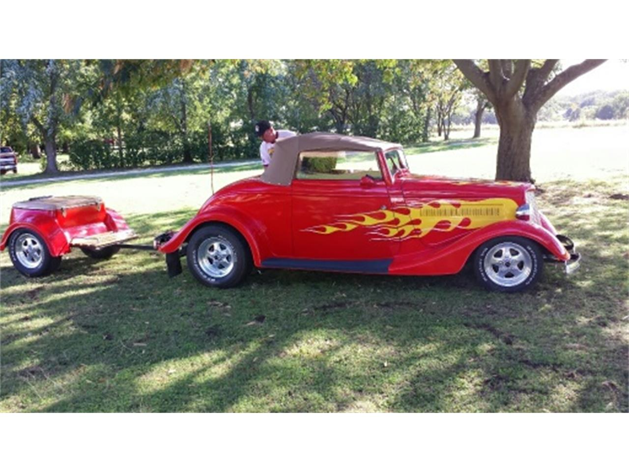 Large Picture of Classic '34 Ford Cabriolet located in Oklahoma - $30,000.00 Offered by a Private Seller - L1H0