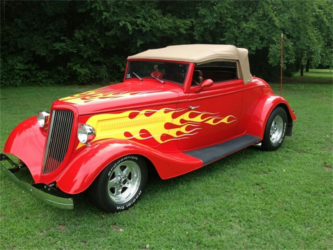 Large Picture of '34 Ford Cabriolet - $30,000.00 Offered by a Private Seller - L1H0