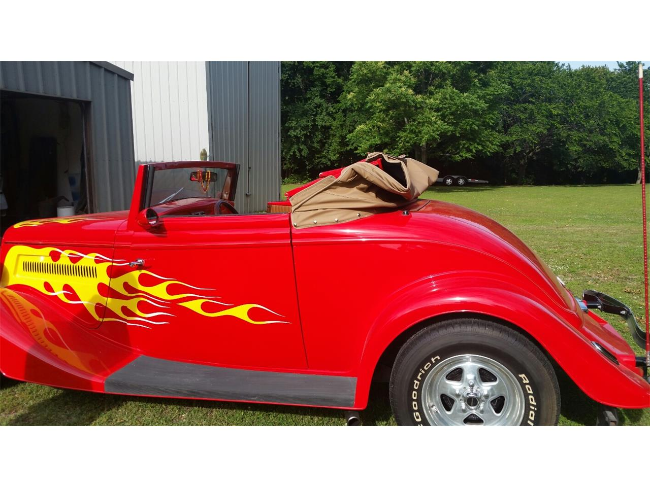 Large Picture of '34 Cabriolet located in Ponca City Oklahoma - L1H0