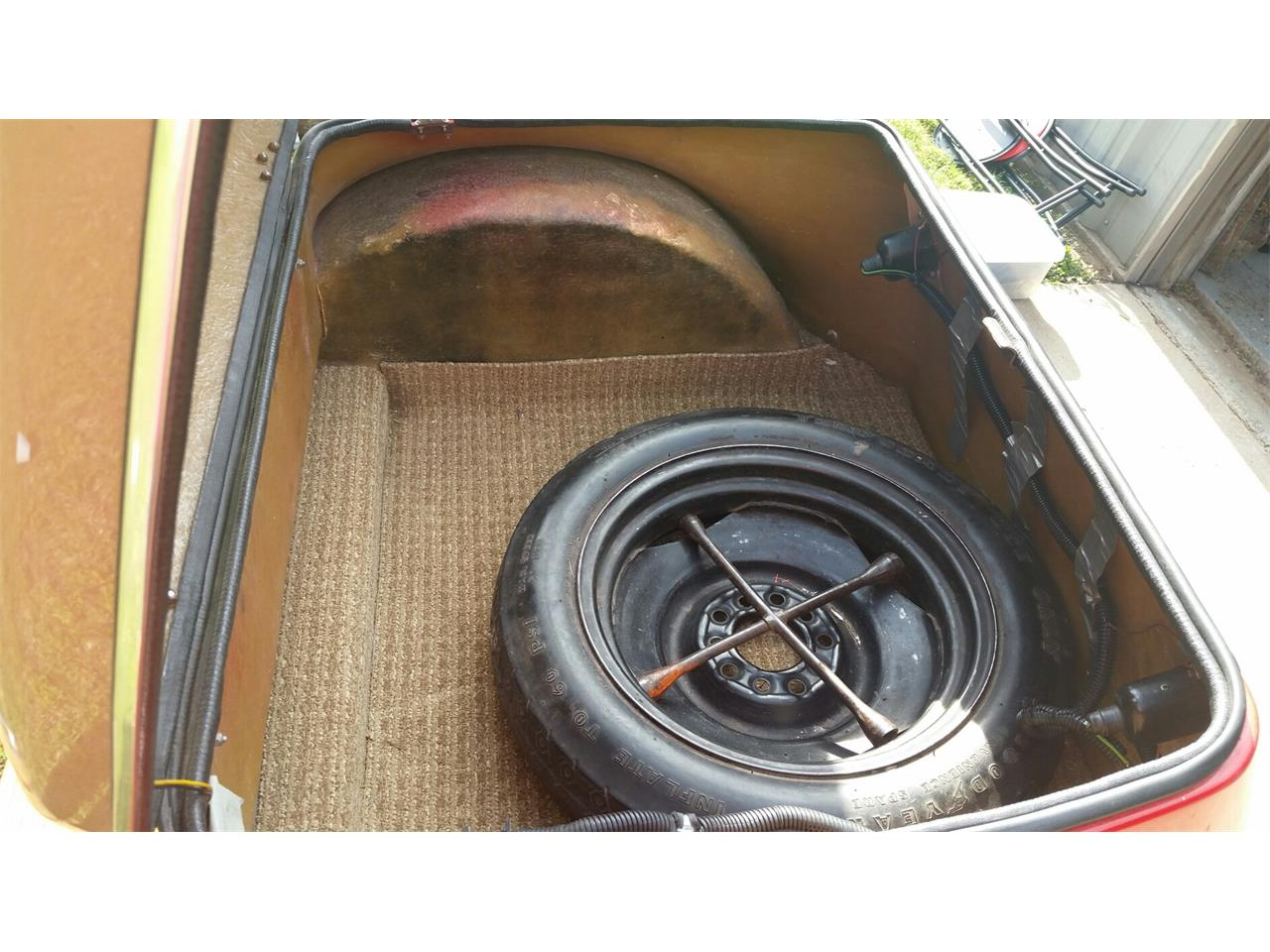 Large Picture of Classic 1934 Ford Cabriolet located in Oklahoma - $30,000.00 - L1H0