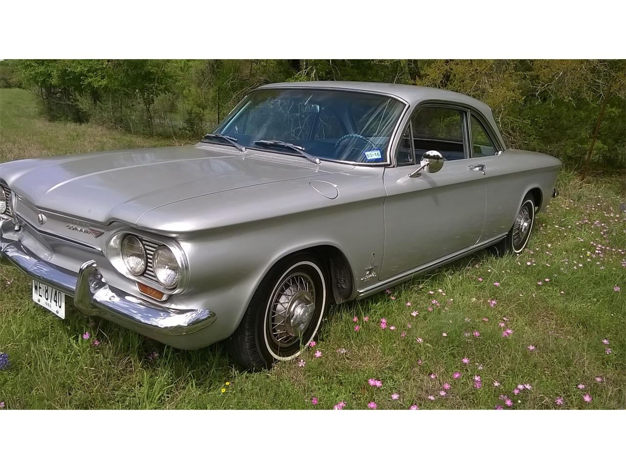 1963 chevrolet corvair monza for sale | classiccars | cc-981694