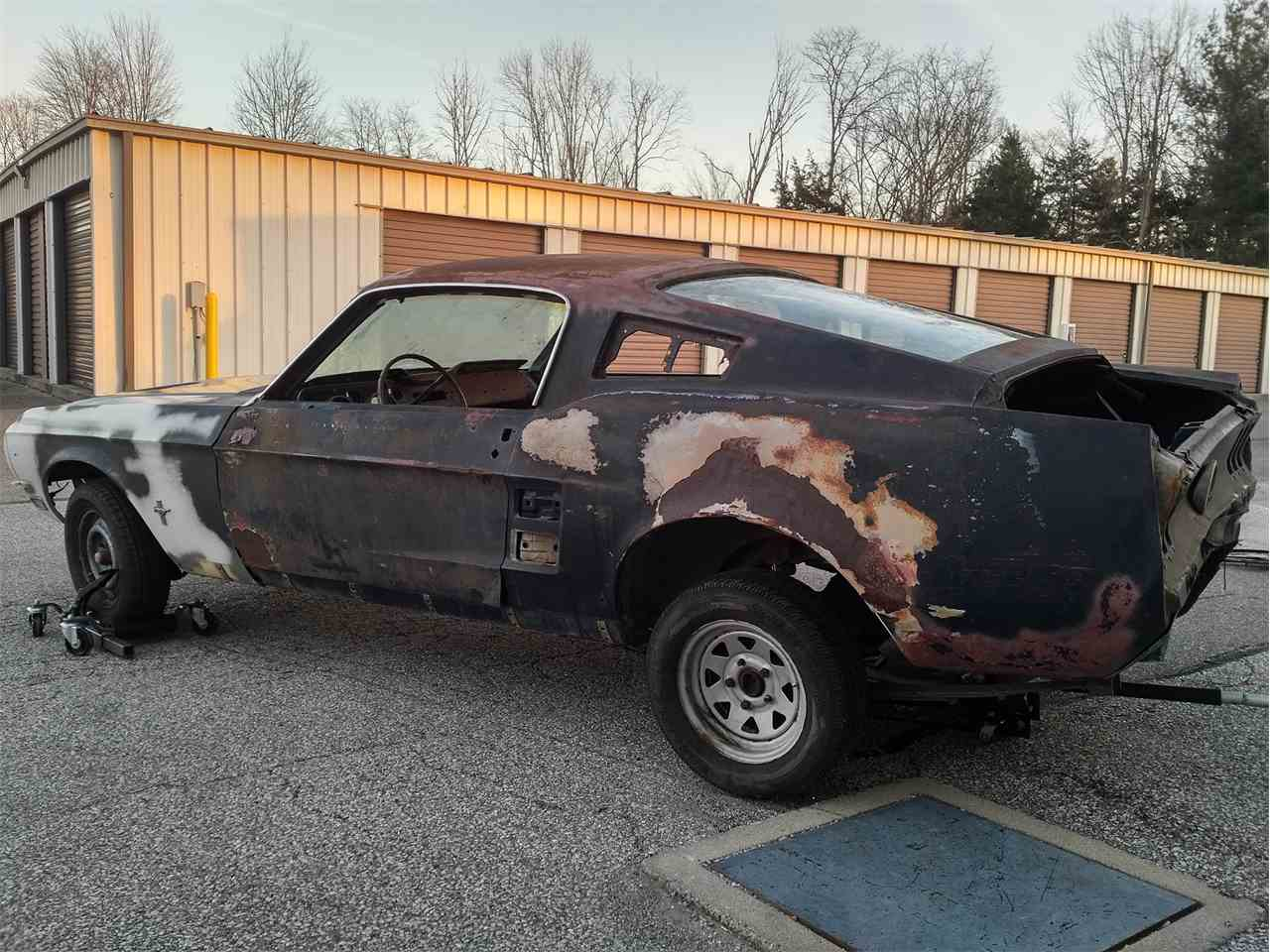 Large Picture of '67 Mustang - L1HL
