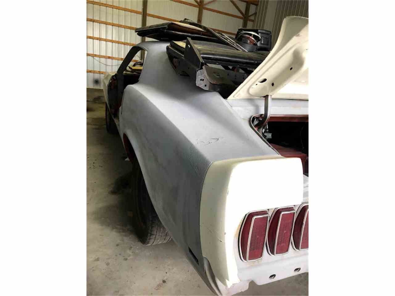 Large Picture of '69 Mustang - L1HM