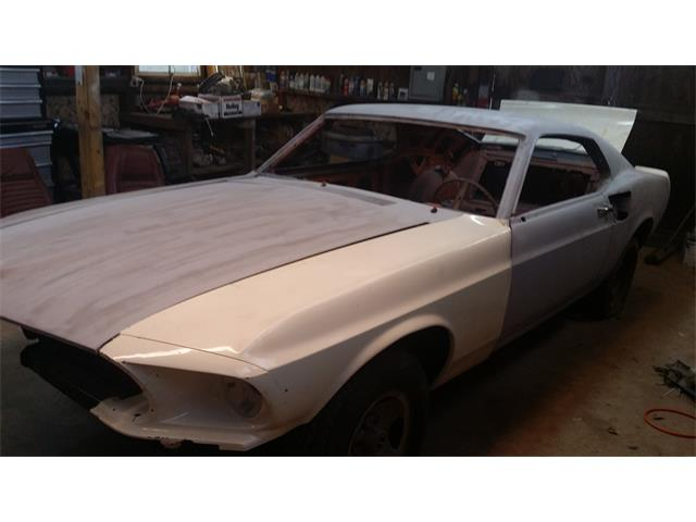 Picture of 1969 Mustang located in Milford Ohio - $24,900.00 - L1HM