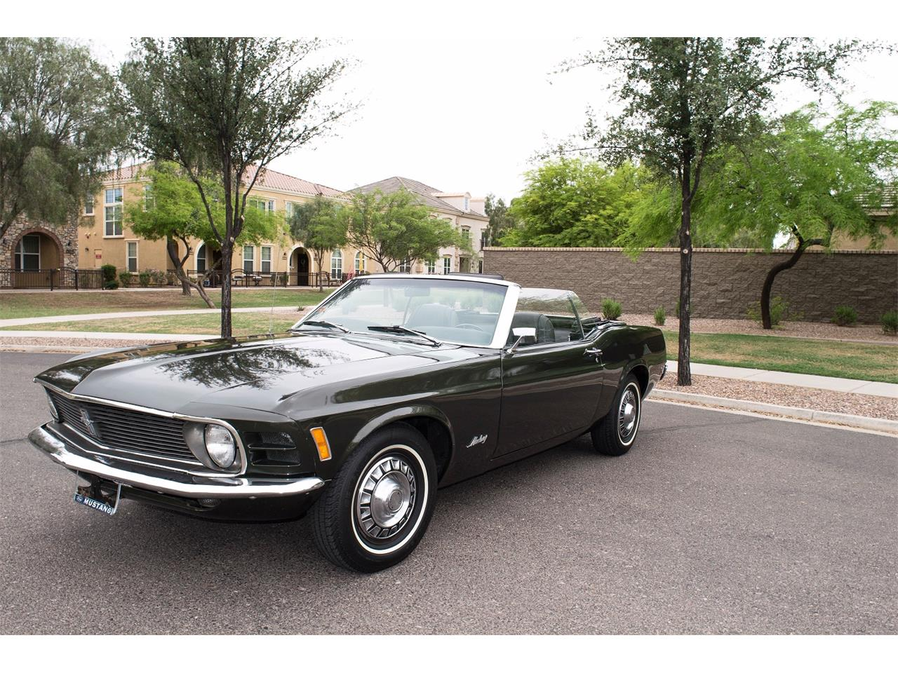 Large Picture of '70 Mustang - L1HO