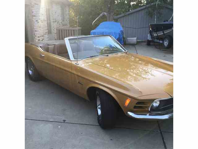 Picture of Classic 1970 Mustang located in Milford Ohio - $19,900.00 - L1HR