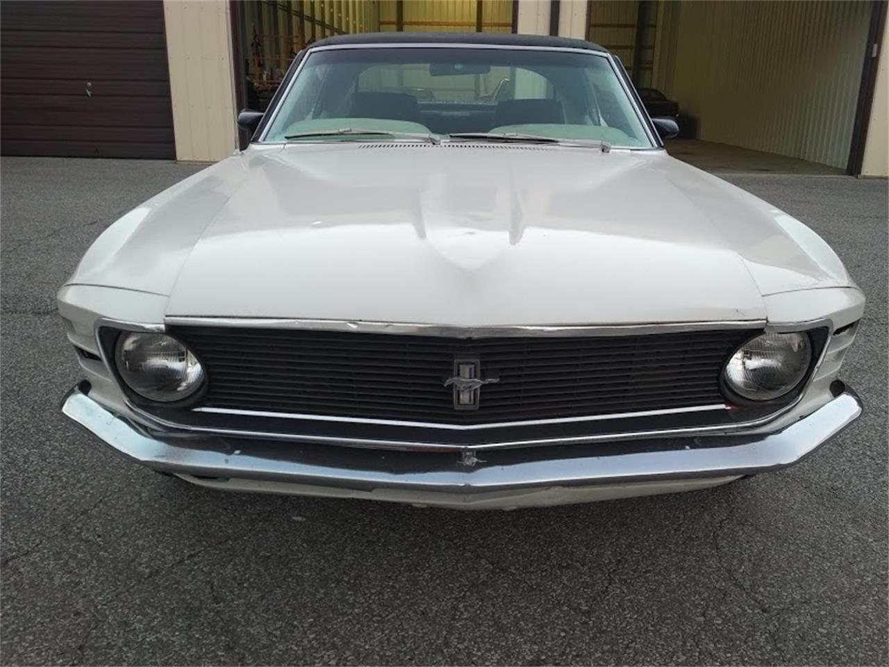 Large Picture of '70 Mustang - L1HT