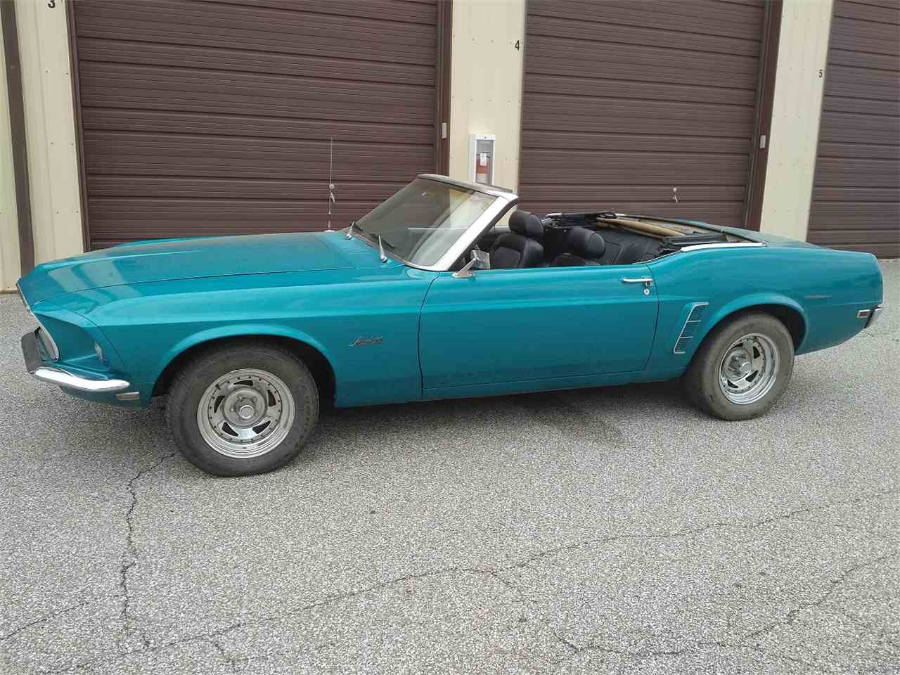 Large Picture of Classic '69 Ford Mustang located in Ohio Offered by Benza Motors - L1HU