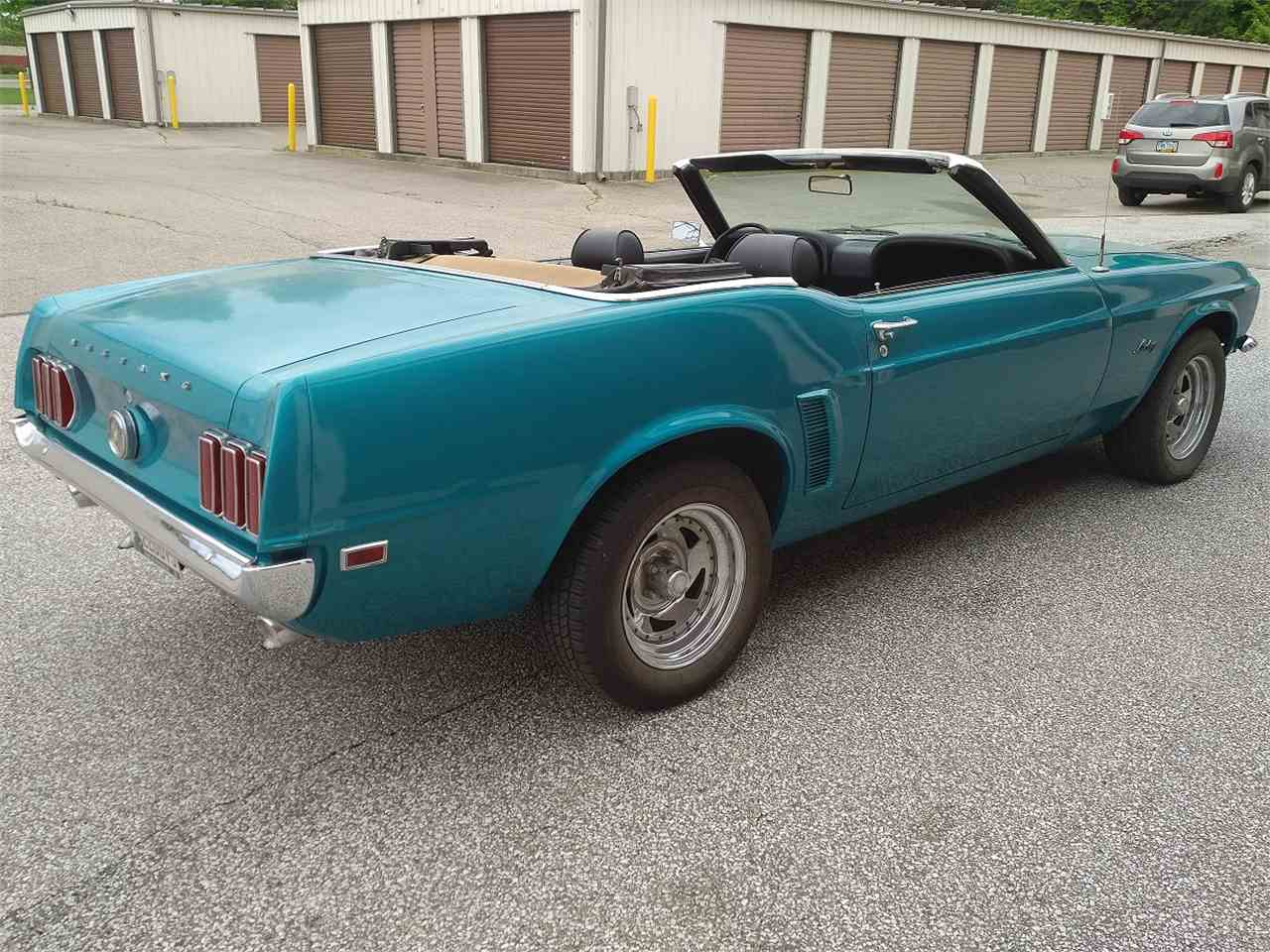 Large Picture of '69 Ford Mustang located in Ohio - $24,900.00 - L1HU
