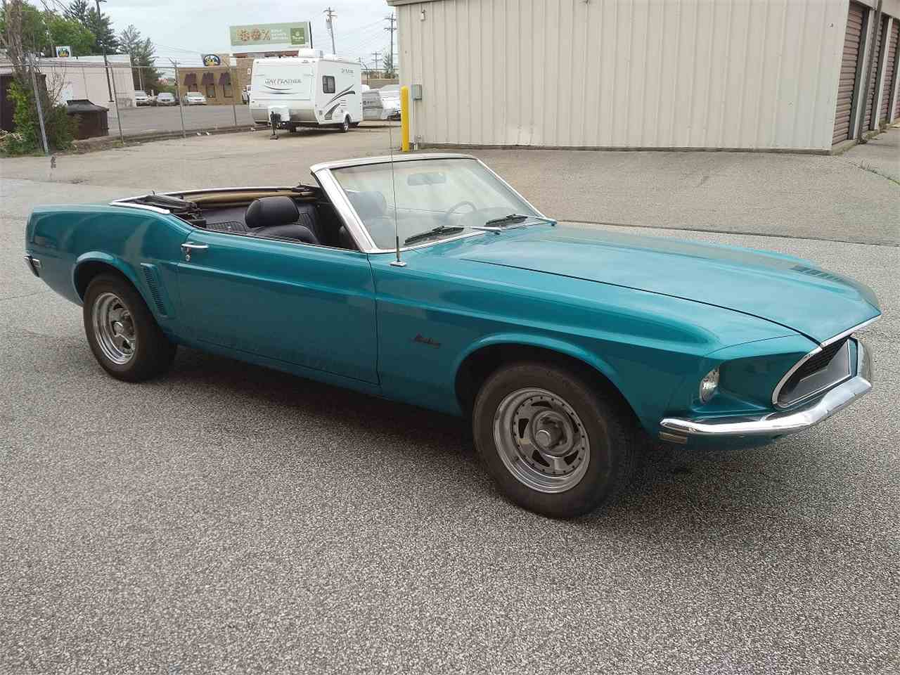 Large Picture of 1969 Ford Mustang Offered by Benza Motors - L1HU