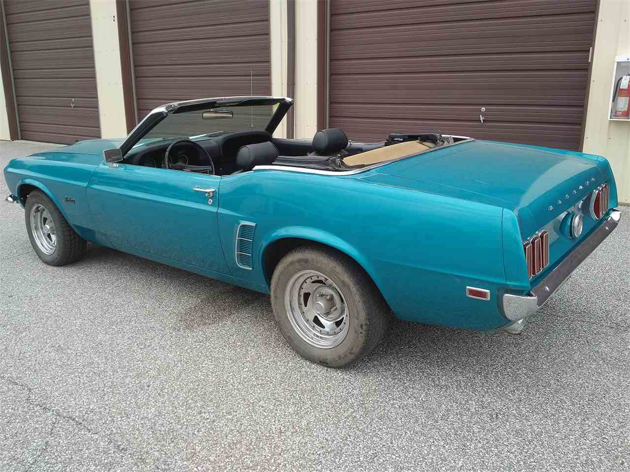 Large Picture of '69 Ford Mustang located in Ohio Offered by Benza Motors - L1HU