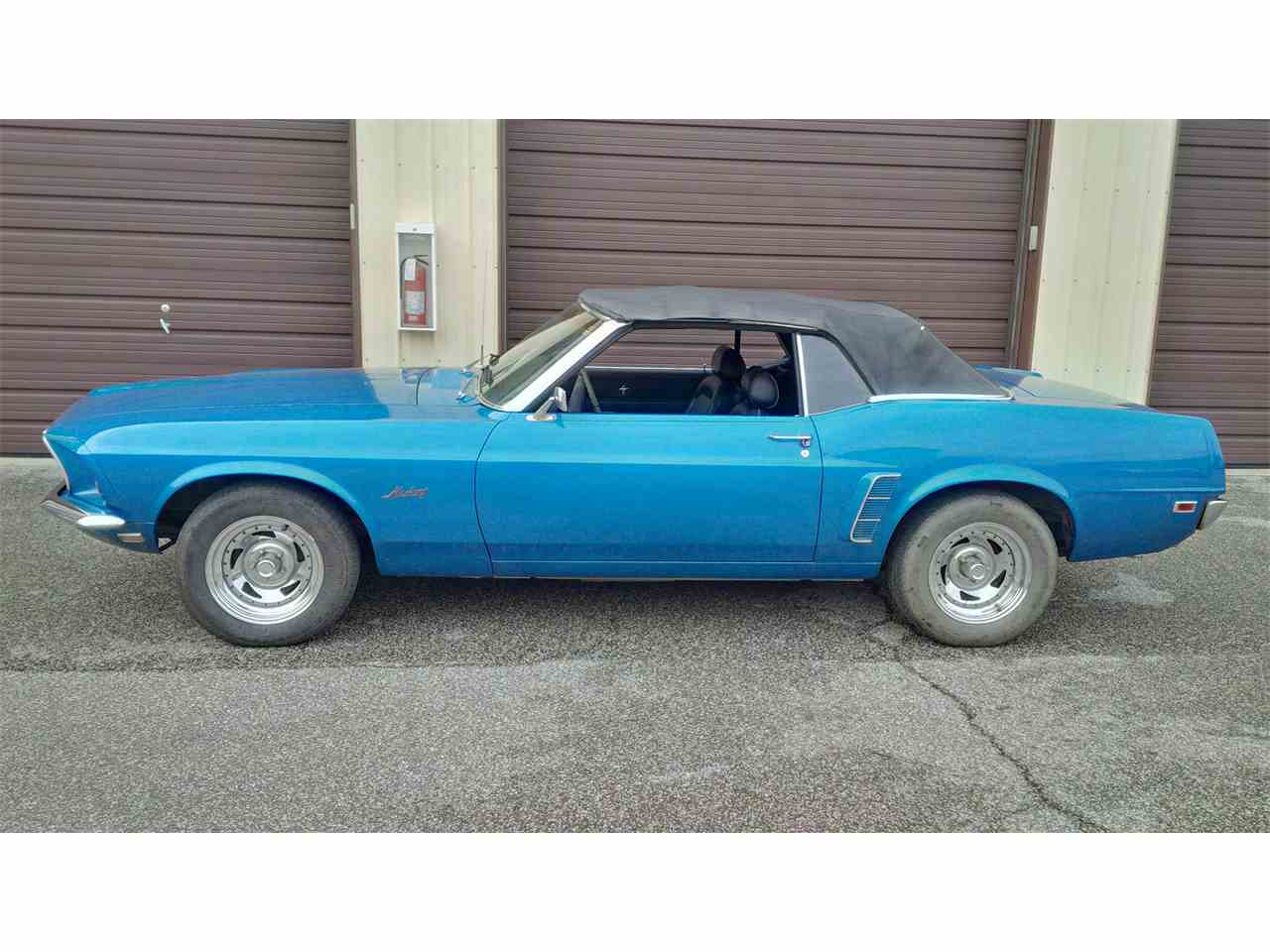 Large Picture of Classic 1969 Ford Mustang - $24,900.00 - L1HU
