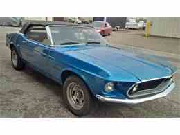 Picture of '69 Mustang located in Ohio - $24,900.00 - L1HU