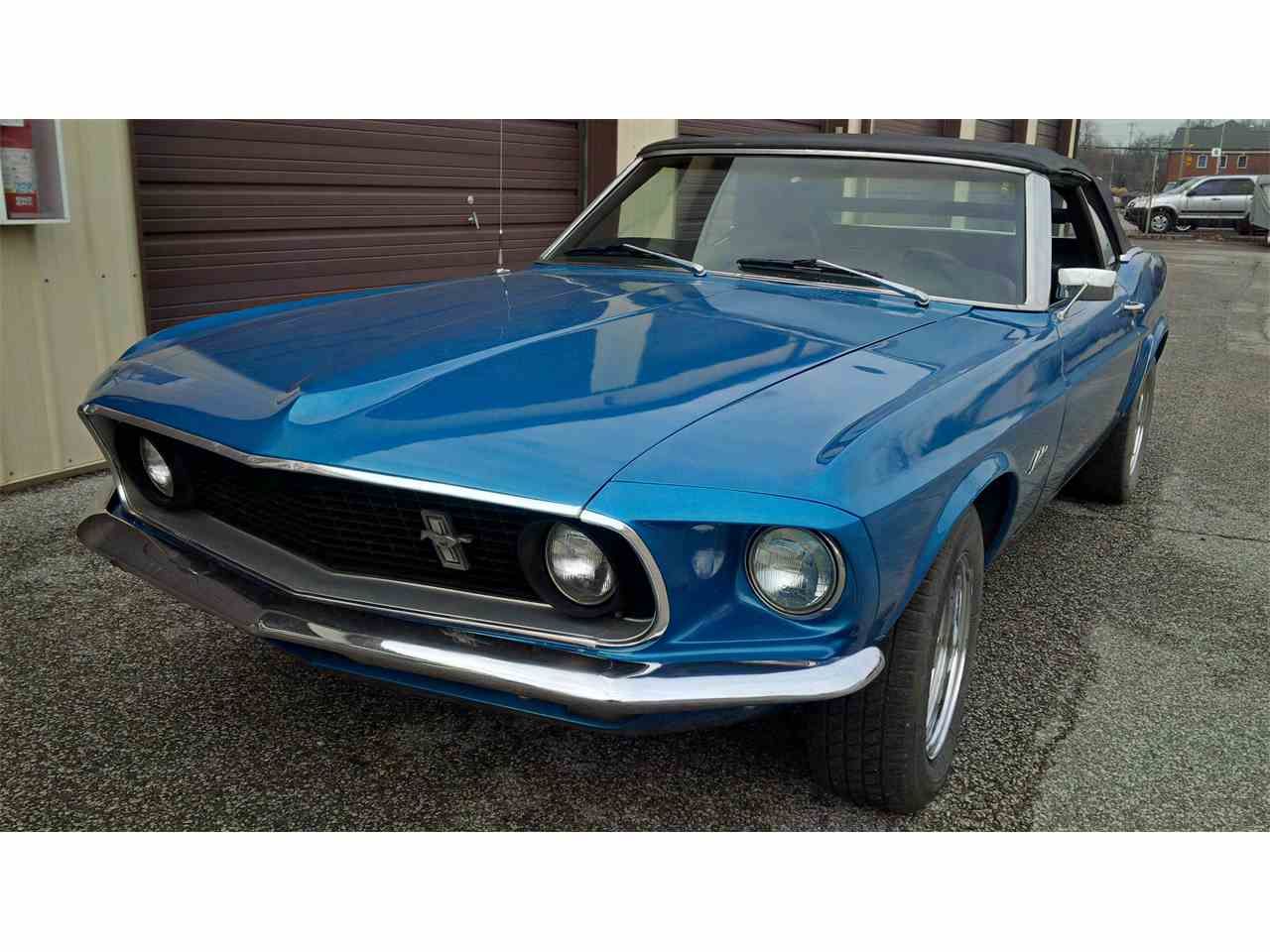 Large Picture of 1969 Mustang located in Ohio - $24,900.00 Offered by Benza Motors - L1HU