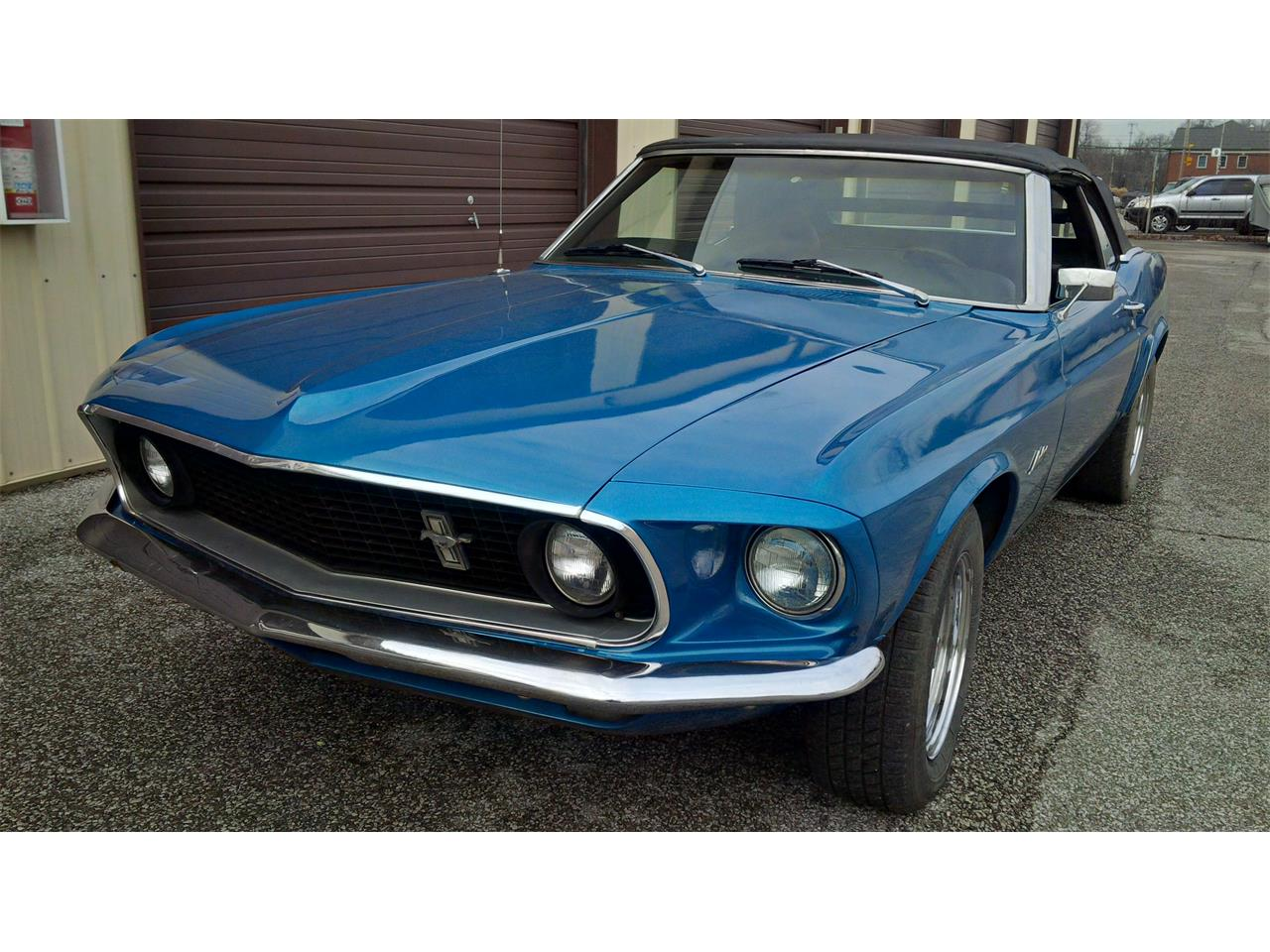 Large Picture of '69 Mustang - L1HU