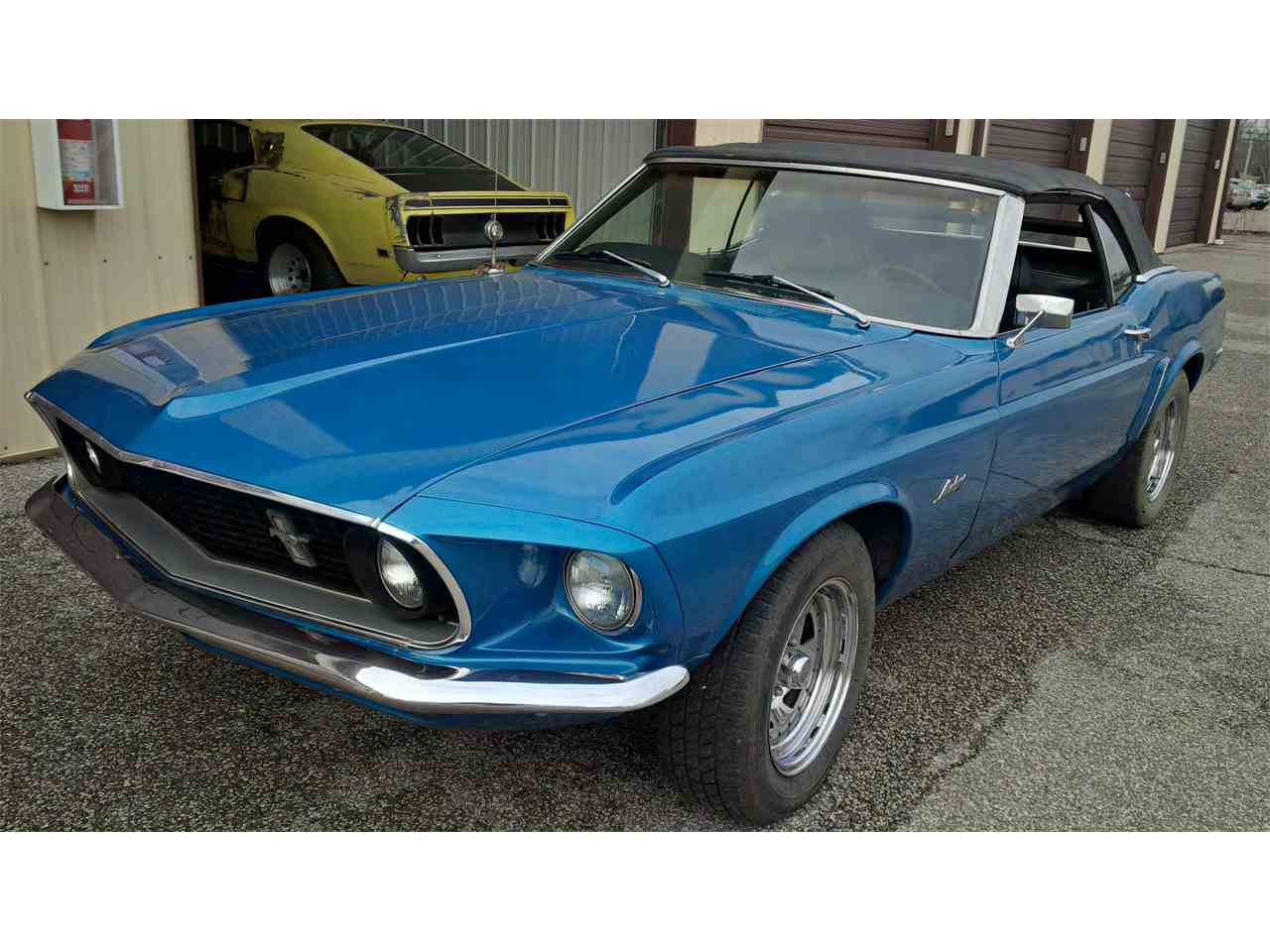 Large Picture of '69 Mustang - $24,900.00 - L1HU