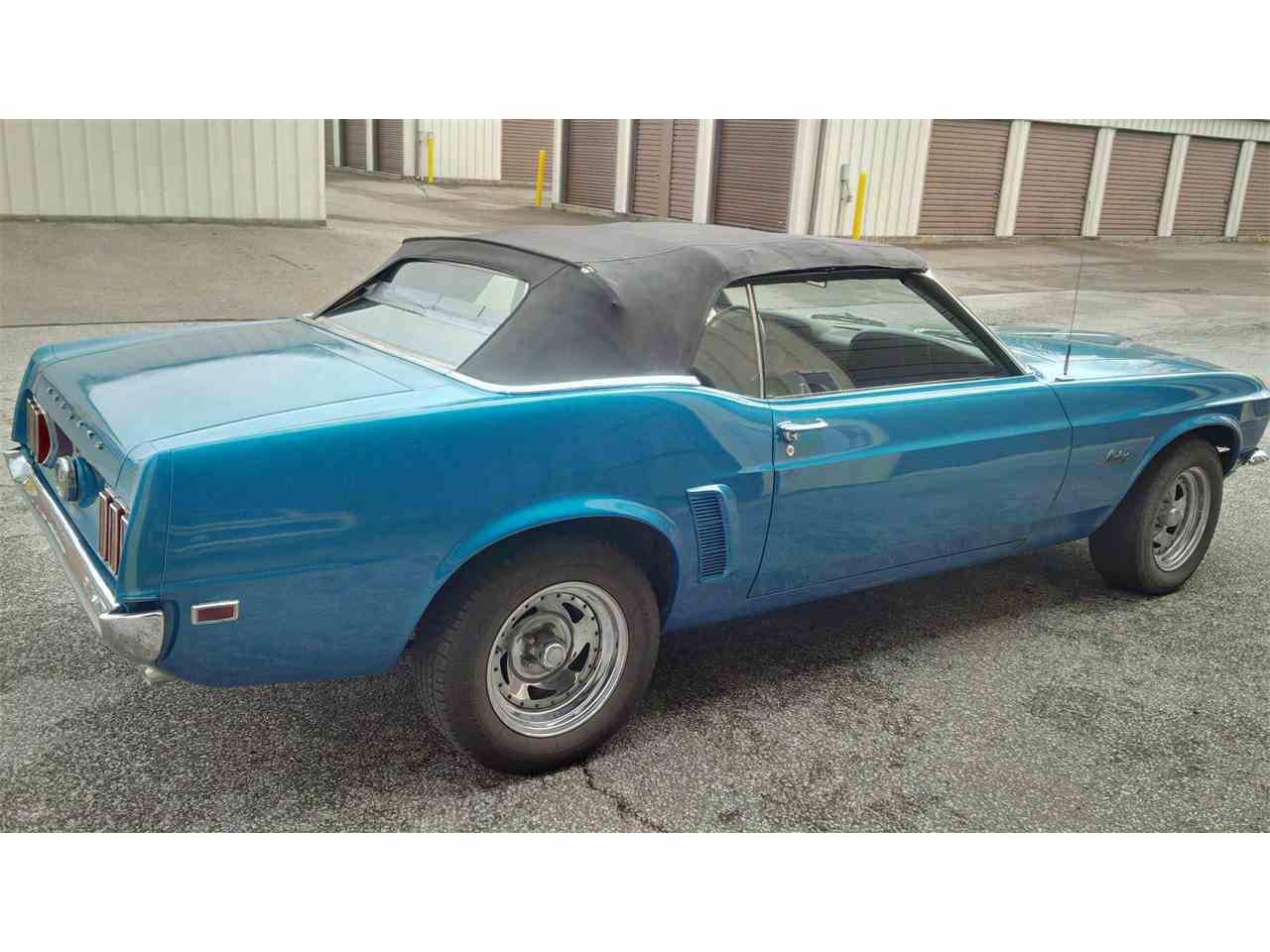 Large Picture of 1969 Ford Mustang located in Ohio - L1HU