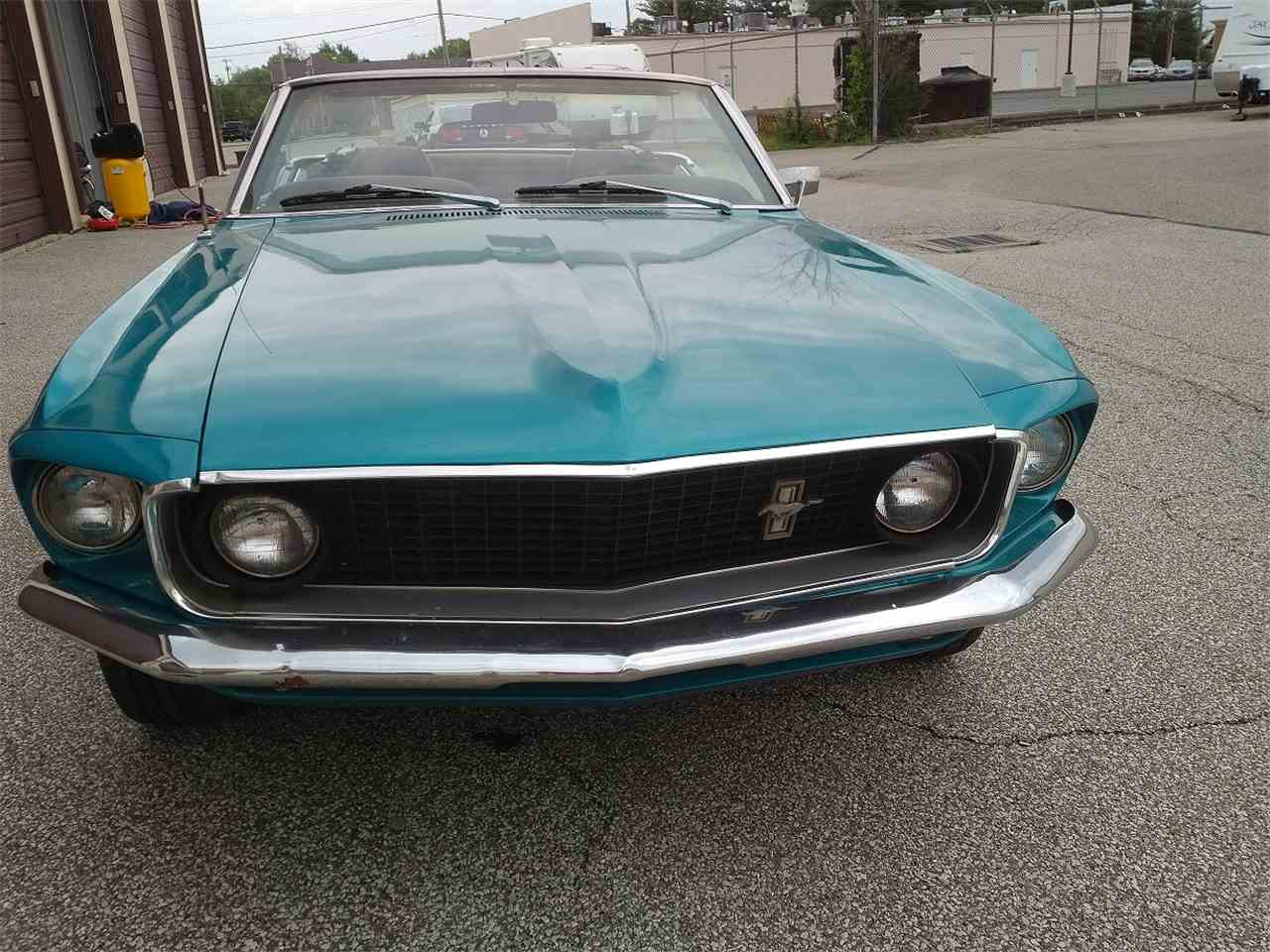 Large Picture of Classic '69 Ford Mustang - $24,900.00 - L1HU